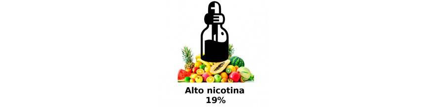 ALTO NICOTINA FRUTALES