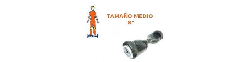 """MEDIANOS 8"""""""