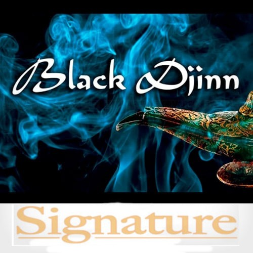 E-líquido DROPS BLACK DJINN 3mg/ml Tripack 3x10ml